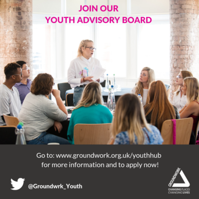 Groundwork Youth Advisory Panel