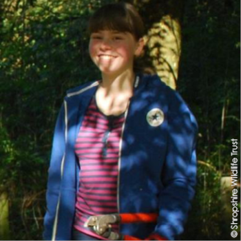 Phoebe Real Story Shropshire Wildlife Trust