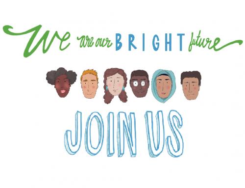 Byddwch yn wyneb Our Bright Future!